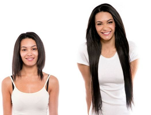hair extensions for length