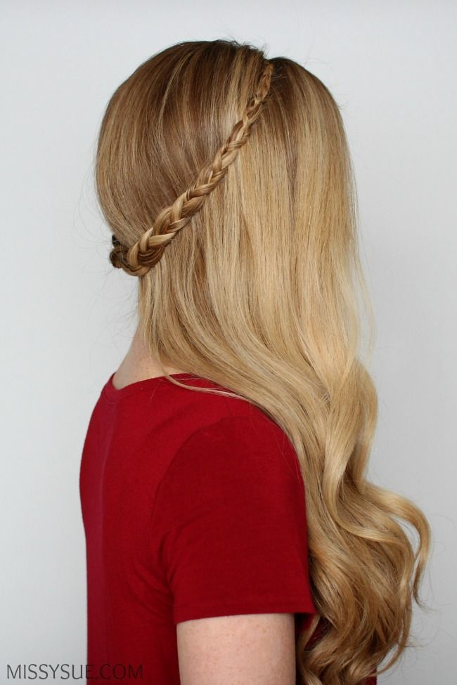 bohemian dutch braid