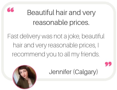 Hair extensions in Calgary