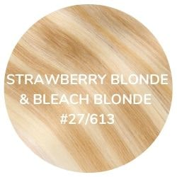 Strawberry Blonde & Bleach Blonde #27/613