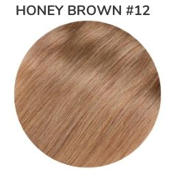 honey brown