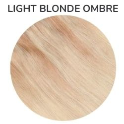 Ombre light blonde
